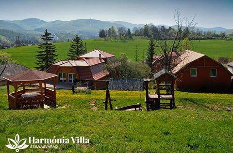 Hangulatos vidéki pihenés Szilvásváradon
