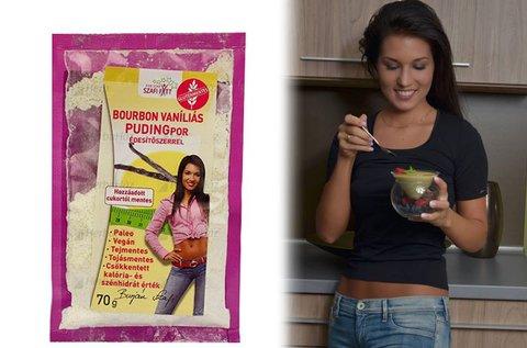 Szafi Reform vaníliás pudingpor édesítőszerrel