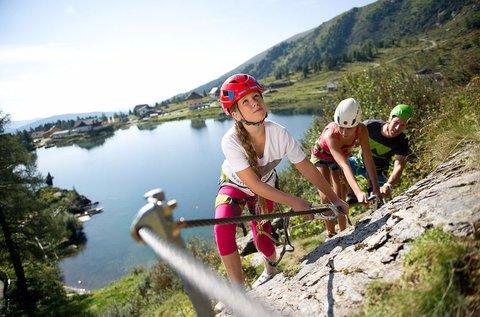 Családi vakáció az Alpokban, Patergassen-ben