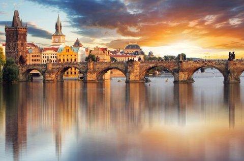 Romantikus városnézés Prágában