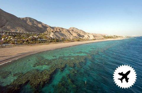 8 napos vakáció a Vörös-tenger partján