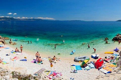 6 napos nyaralás a Horvát Riviérán, Rabac-ban
