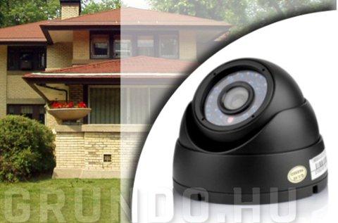 SD kártyás non stop megfigyelő kamera