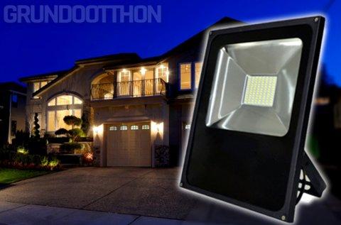 150 W-os LED reflektor biztonsági üveggel