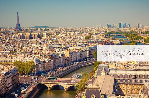 4 nap a fények városában, Párizsban