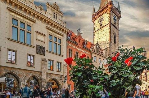 4 csillagos nyári pihenés Prágában