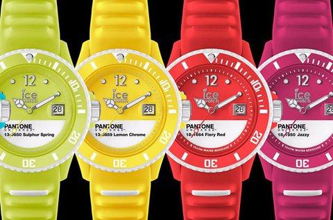 Eredeti Ice Watch uniszex karórák 5 színben