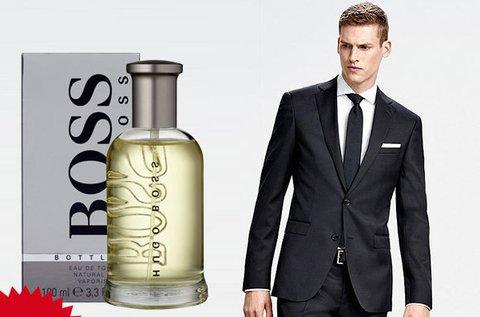 Hugo Boss férfi parfümök ingyenes kiszállítással