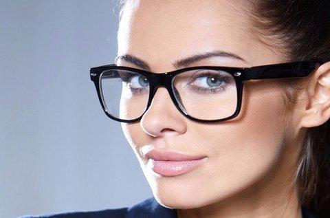 Komplett szemüveg készítés vékonyított lencsékkel