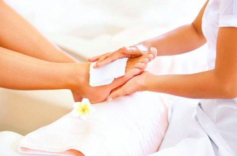 Gyógypedikűr bőrkeményedés kezeléssel