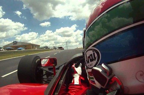 60 perces F1-es mozitermes szimulátorozás