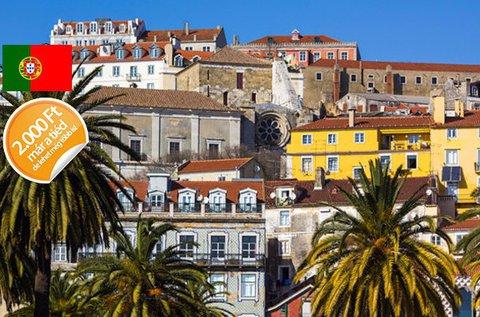 4 napos kiruccanás Portugáliában