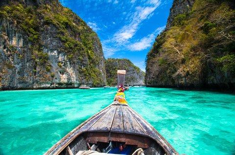 Luxus nyaralás a mesés Thaiföldön repülővel