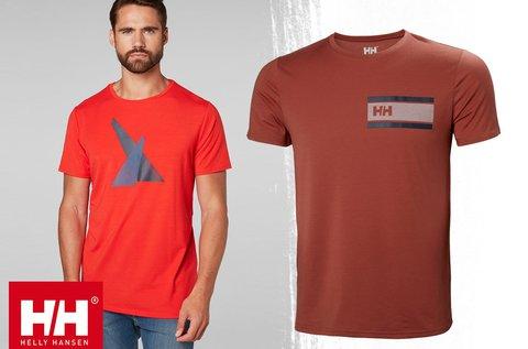 Helly Hansen HP Shore rövid ujjú férfi technikai póló