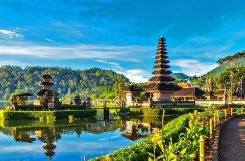 Felejthetetlen vakáció Bali szigetén repülővel