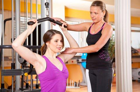 4 alkalmas személyi edzés saját edzésprogrammal