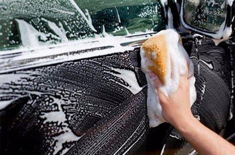 Fényszóró polírozás prémium külső mosással