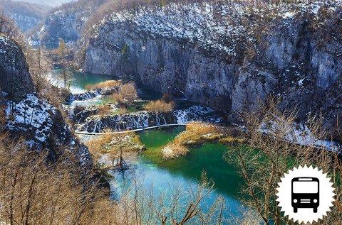 Élménydús kirándulás a mesés Plitvicei-tavakhoz