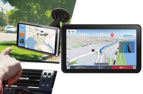 7 colos, androidos, 2 sim kártyás tablet/GPS