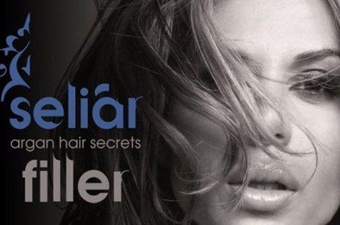 Echosline Seliár Filler kollagénes hajfeltöltés