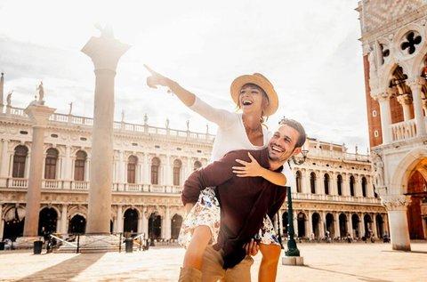 4 napos feltöltődés Velencében repülővel