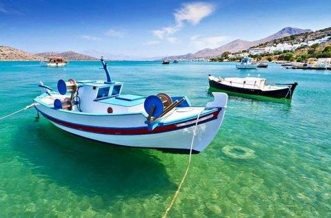 8 napos nyaralás a csodaszép Krétán repülővel