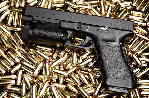 60 lövés 4 ismert fegyverrel