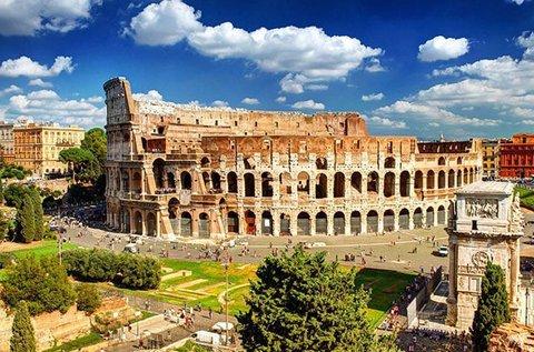 Tölts el 4 élményteli napot Rómában!