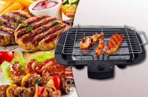 Elektromos grillsütő 3 fokozatban állítható ráccsal