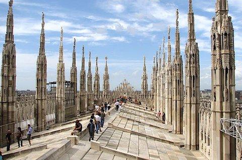 Olaszországi kikapcsolódás Milánóban