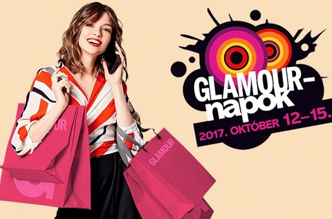1 éves Glamour magazin előfizetés 10 lapszámmal