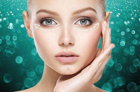 2 alkalmas Beautiful Eyes Care System kezelés