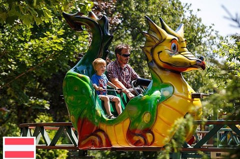 Egész napos móka az osztrák Family Parkban