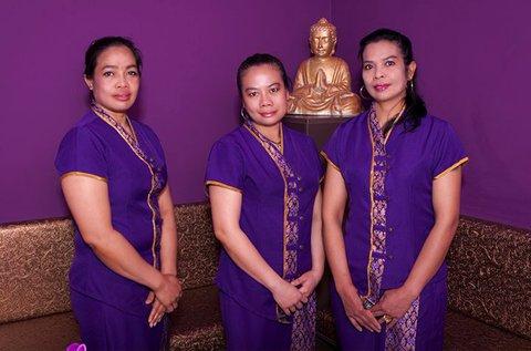 60 perces tradicionális thai masszázs