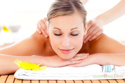 Feszültségoldó, relaxációs teljes testmasszázs