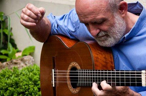 Gryllus Vilmos koncert a Városmajorban