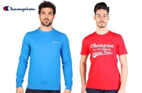 Champion férfi pulóver és póló S-XXL méretben