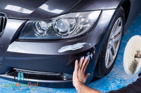 Autópolírozás megelőző mosással