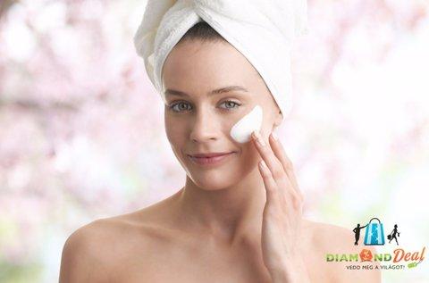 Arctisztító kezelés teljes körű arcbőr nagytisztítással