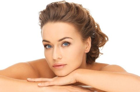 Kombinált teljes arcfiatalító, bőrmegújító kezelés