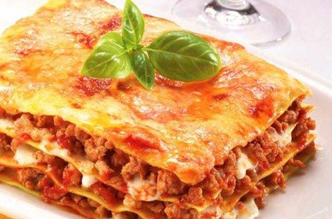 Dolce Vita olasz főzőklub egy teljes menüsorral