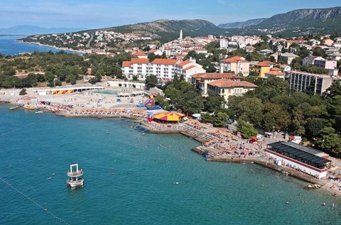 Hamisítatlan mediterrán lazítás Horvátországban