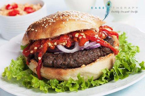 British és Balkán Burger készítő workshop