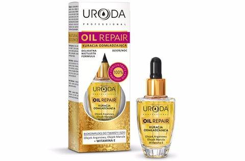 Uroda Professional E-vitaminos regeneráló olaj