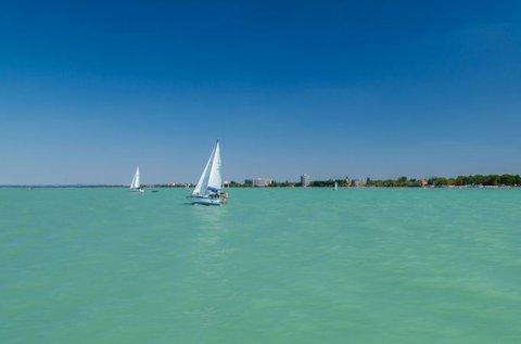 Pihentető napok a Balaton partján, Siófokon