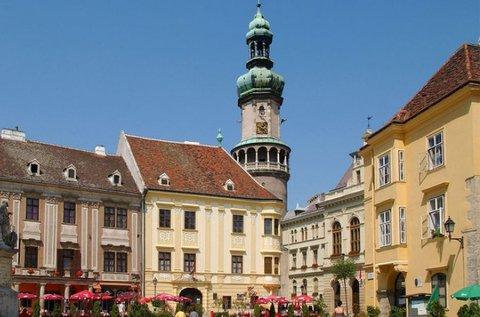 Soproni szieszta uszoda belépővel