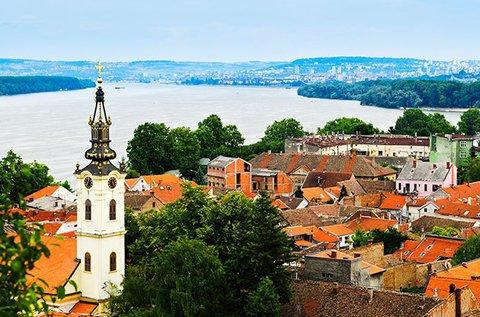 3 napos látogatás Belgrádban