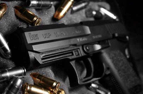 80 lövés 5 féle fegyverrelRáckevén