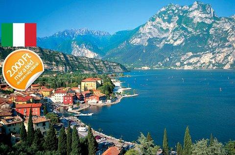Fantasztikus feltöltődés a csodaszép Garda-tónál