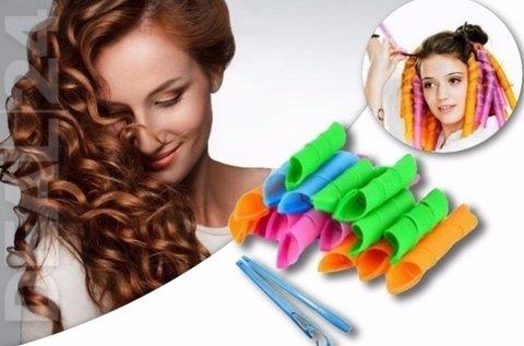 HairWavz mágikus hajgöndörítő szett